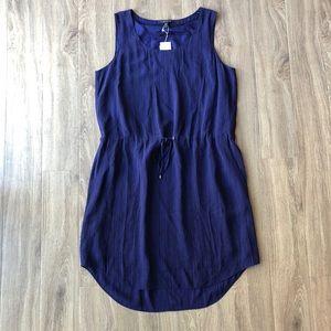 NWT Eileen Fisher Shima printed silk crepe dress M